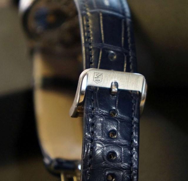 Lonville folding clasp buckle