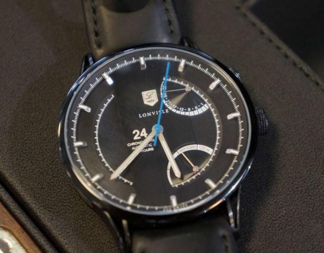 Lonville GT24 dial