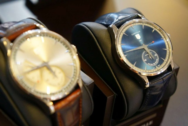 Lonville Virage watches