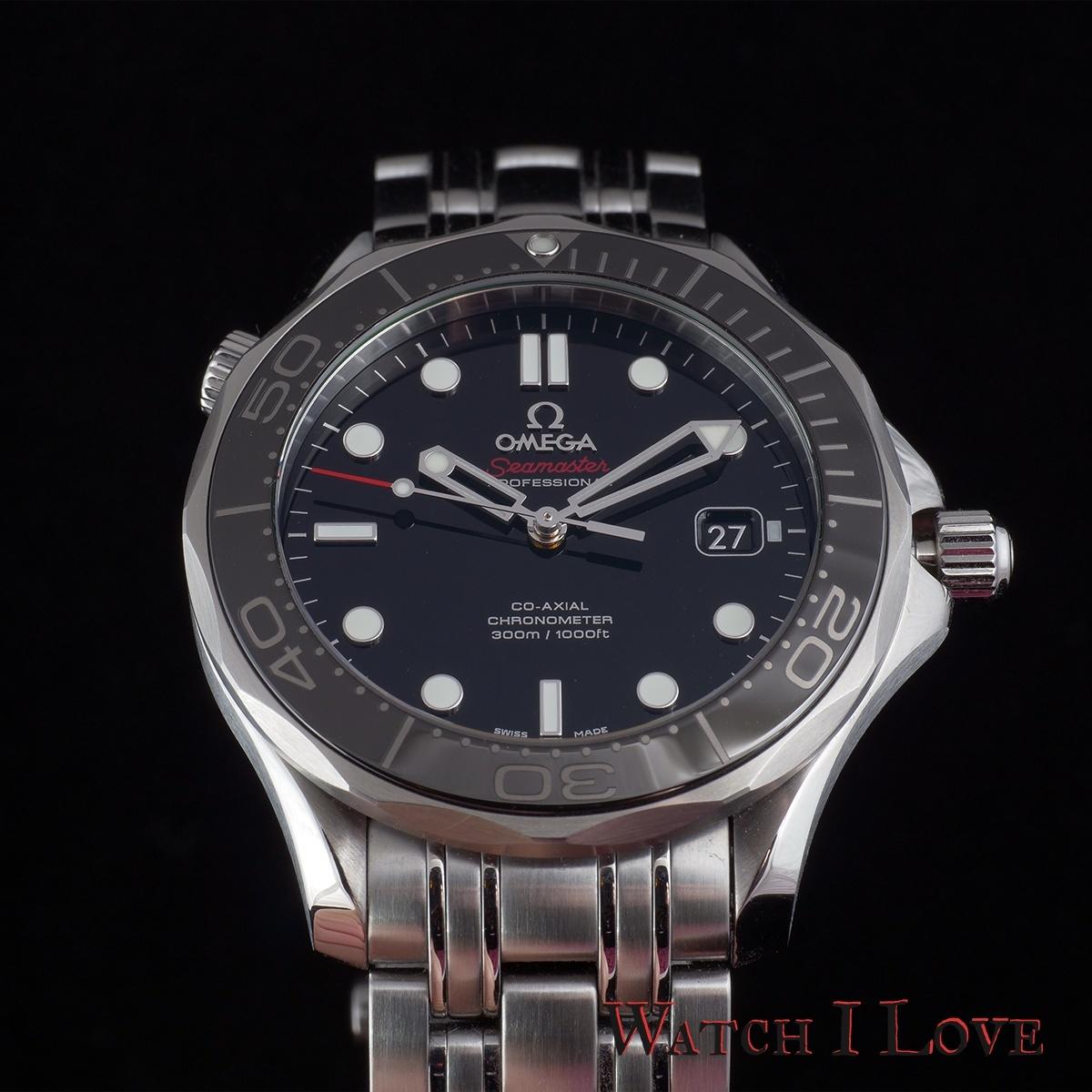 Omega Semaster Professional Diver 300m soldat