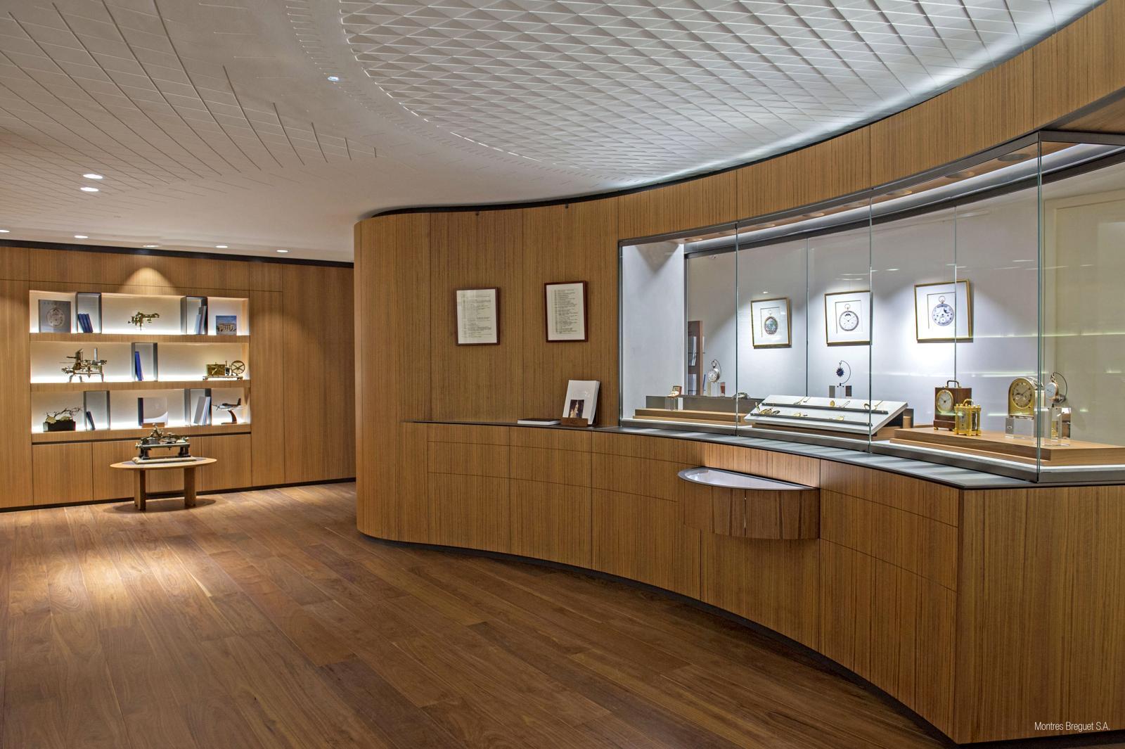 Breguet Paris Museum