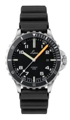 Laco Himalaya on rubber strap