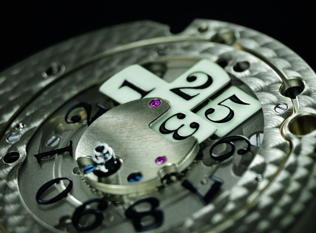 """A. Lange & Söhne Datograph Up/Down """"Lumen"""" Ref. 405.034 Movement: Lange manufacture calibre L951.7"""
