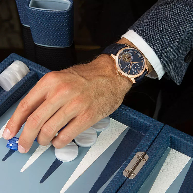 Vacheron Constantin Traditionnelle 14-Day Tourbillon Bucherer BLUE EDITIONS
