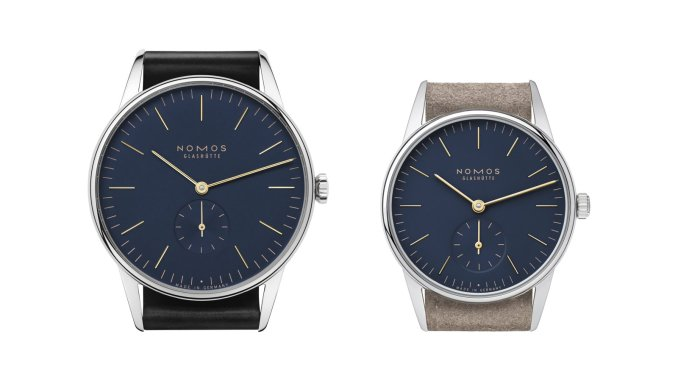 Nomos Orion 33mm 38mm