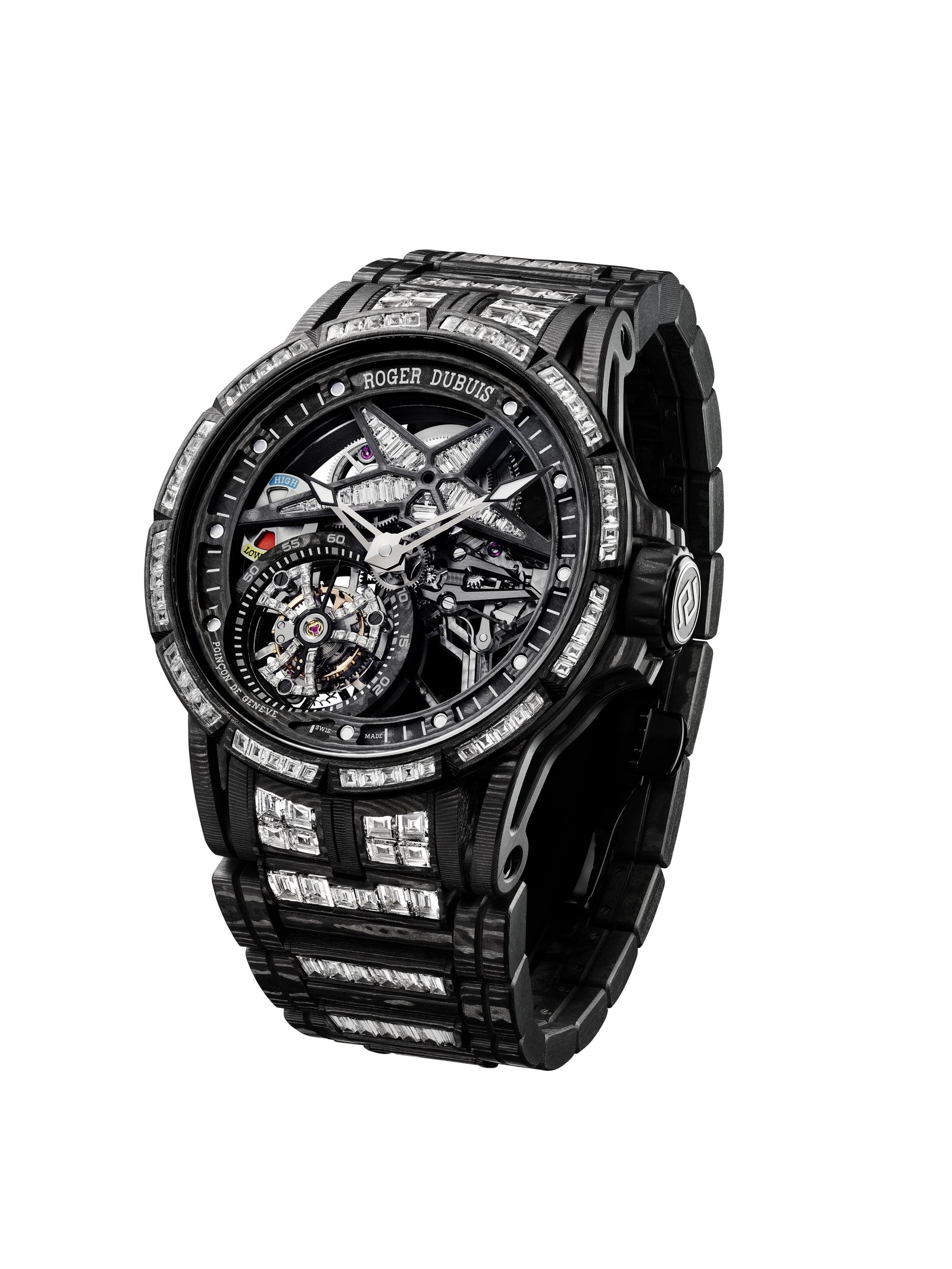 Roger Dubuis Excalibur Spider Ultimate Carbon