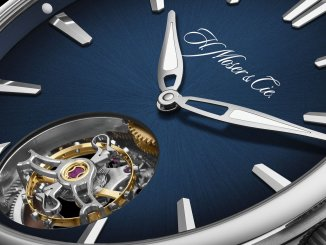 PIONEER Tourbillon Blue