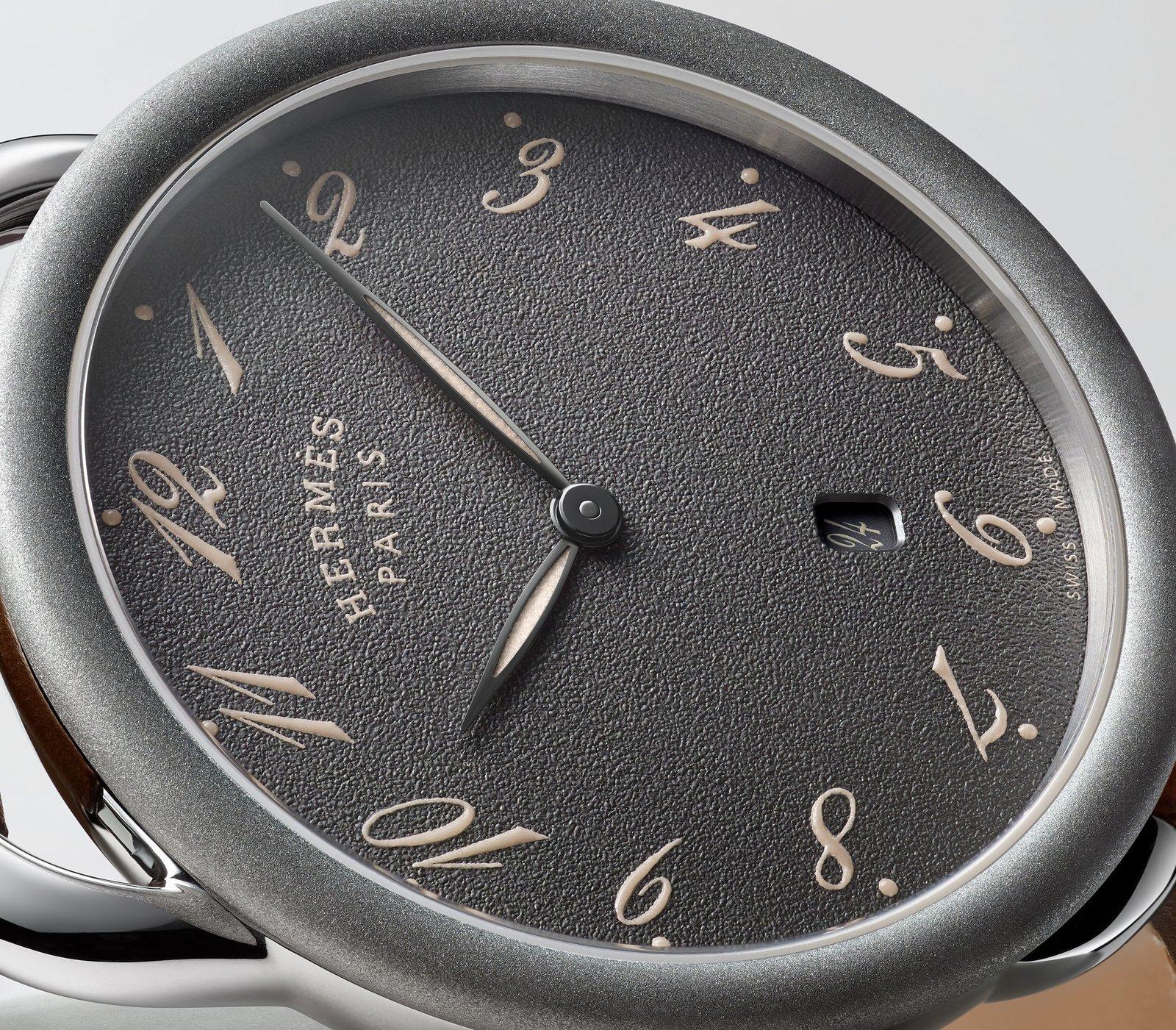 Hermes Arceau 78 dial