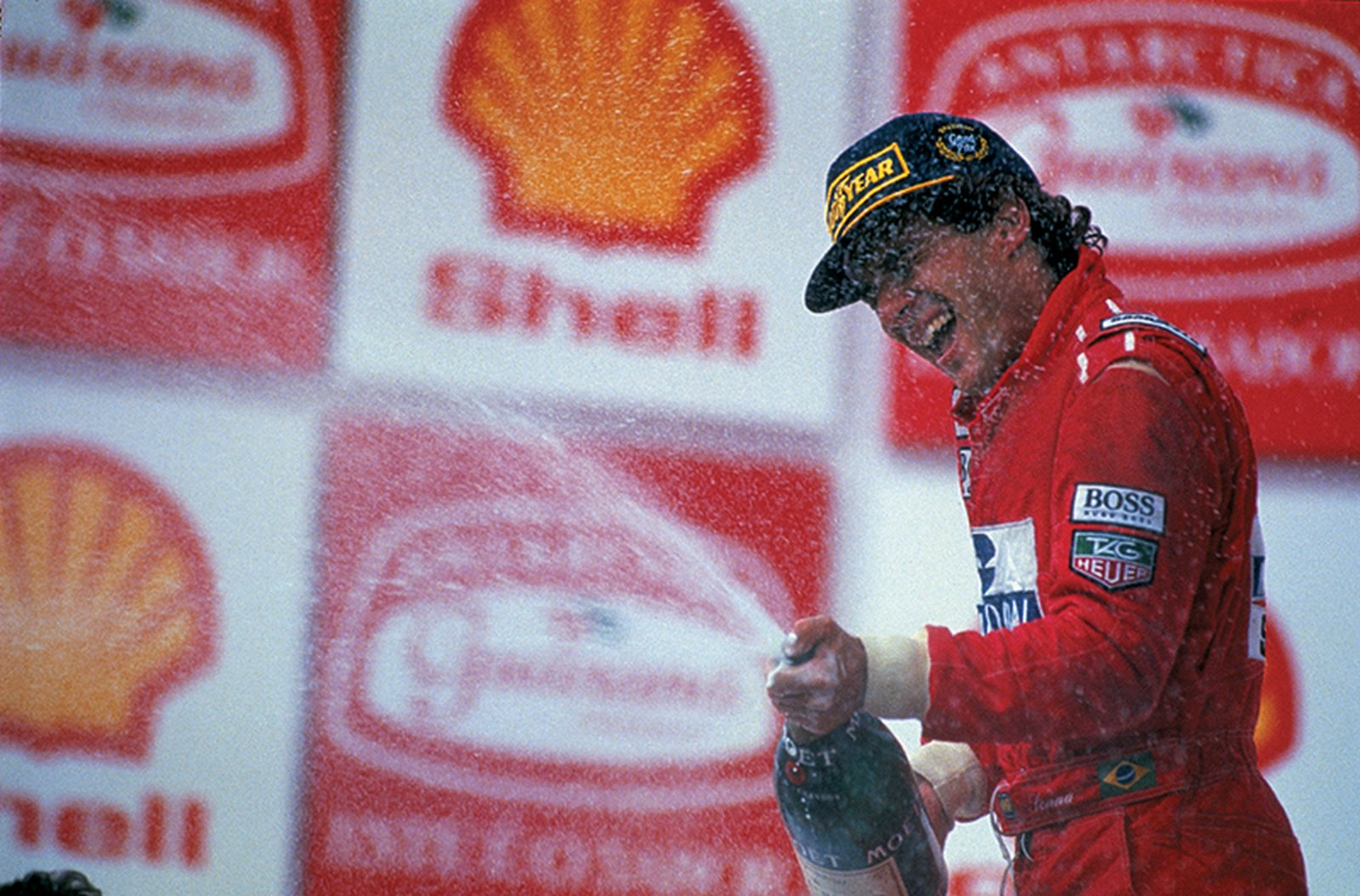 TAG Heuer Ayrton Senna