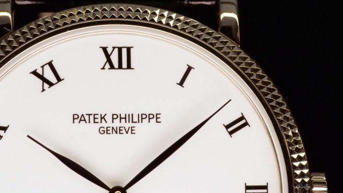 Patek Phillipe Calatrava Ref. 3919