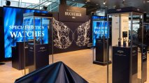 Bucherer Pop-up store