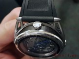 De Bethune DB28GS Grand Bleu crown