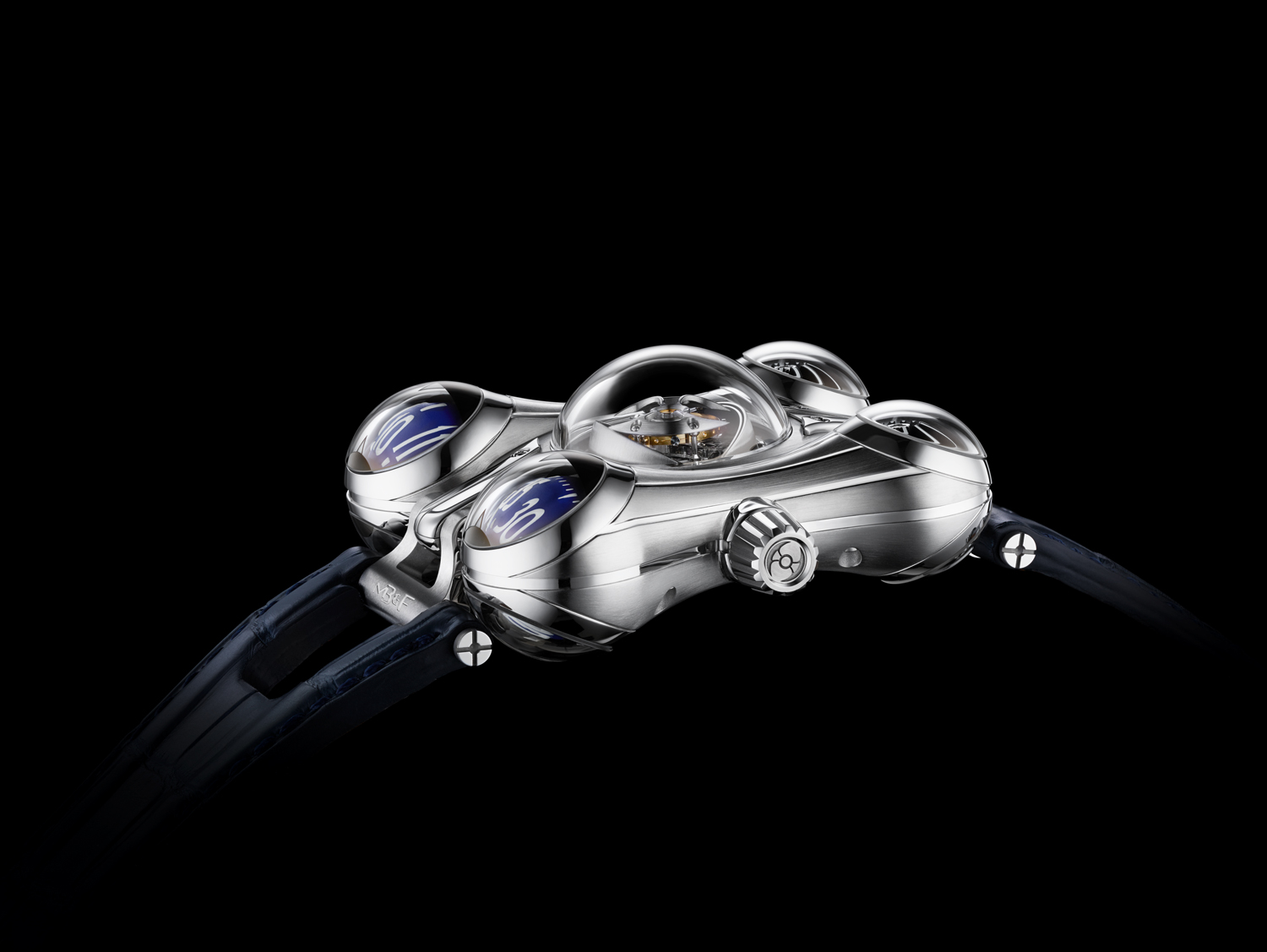 MB&F Horological Machine No.6 Final Edition profile