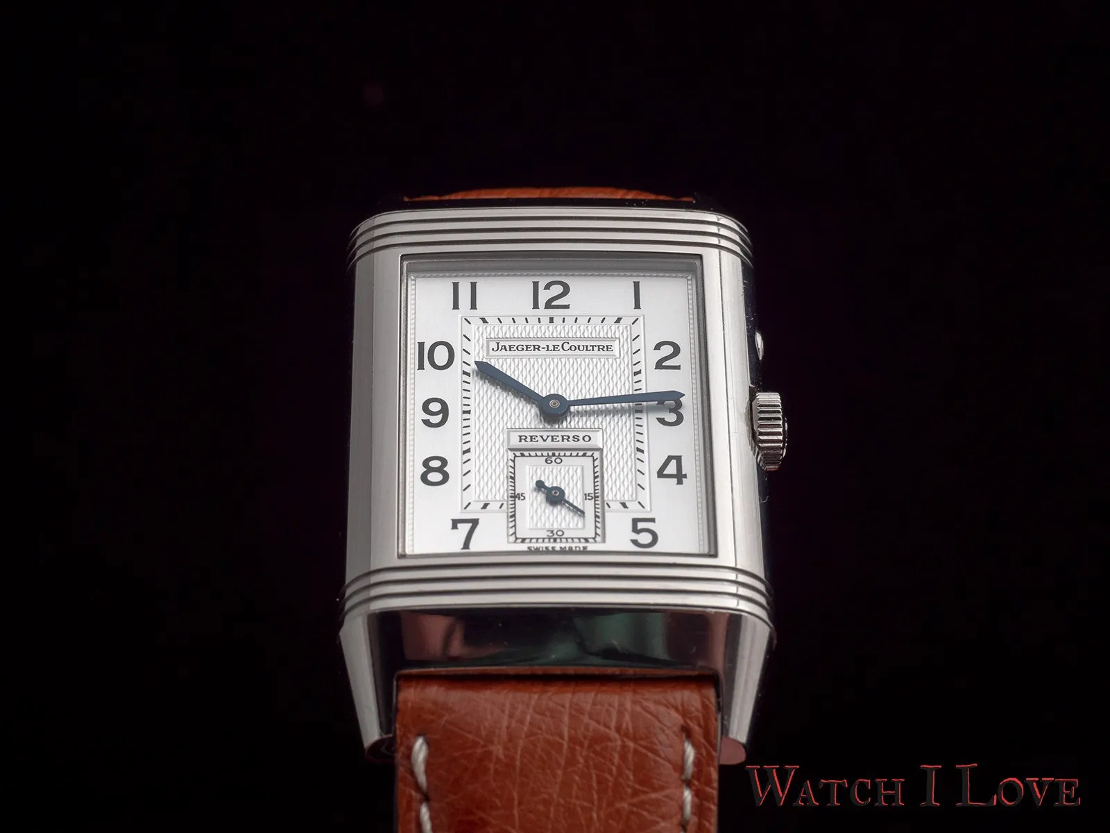 Jaeger-LeCoultre Reverso Duoface Day&Night landscape