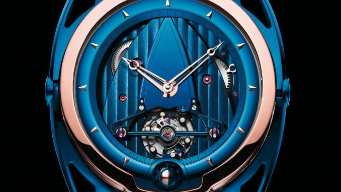 De Bethune DB28 Kind Of Gold USA