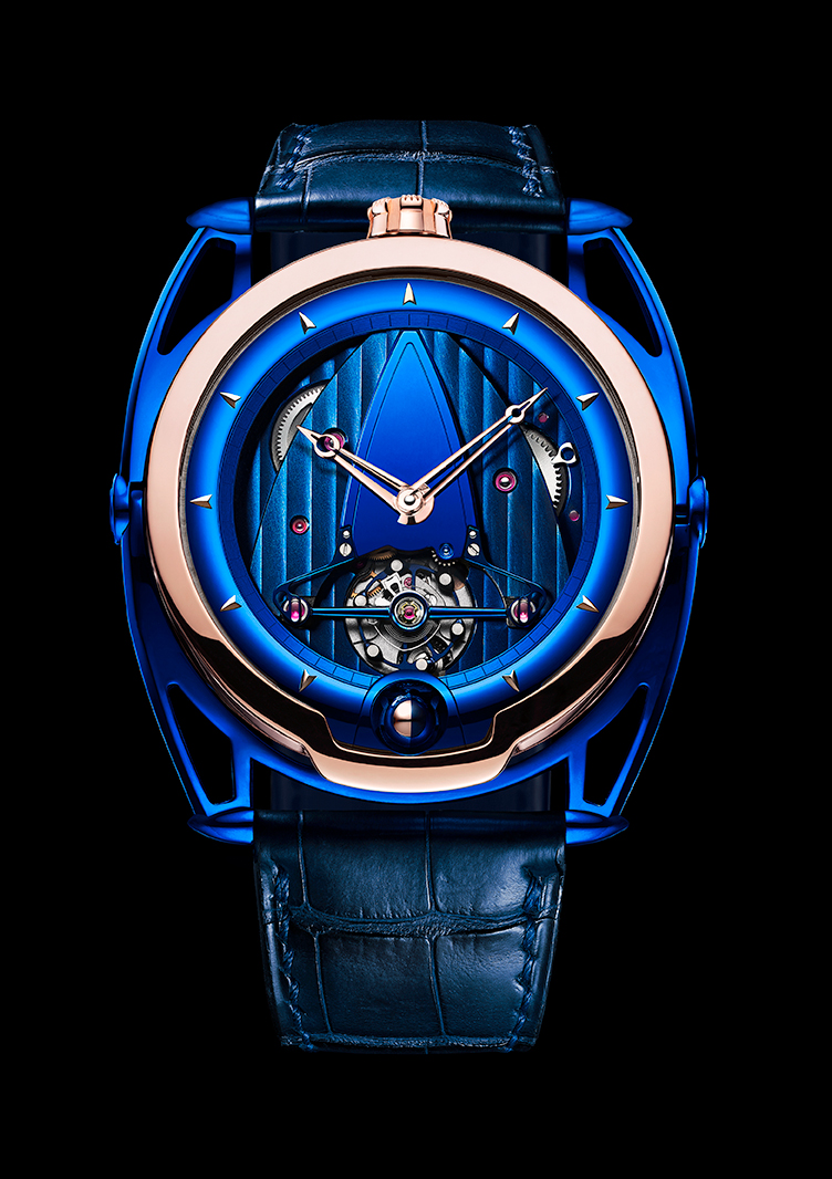 De Bethune DB28 Kind Of Gold USA soldat