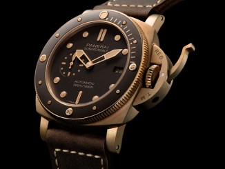 Panerai Submersible Bronzo 00968