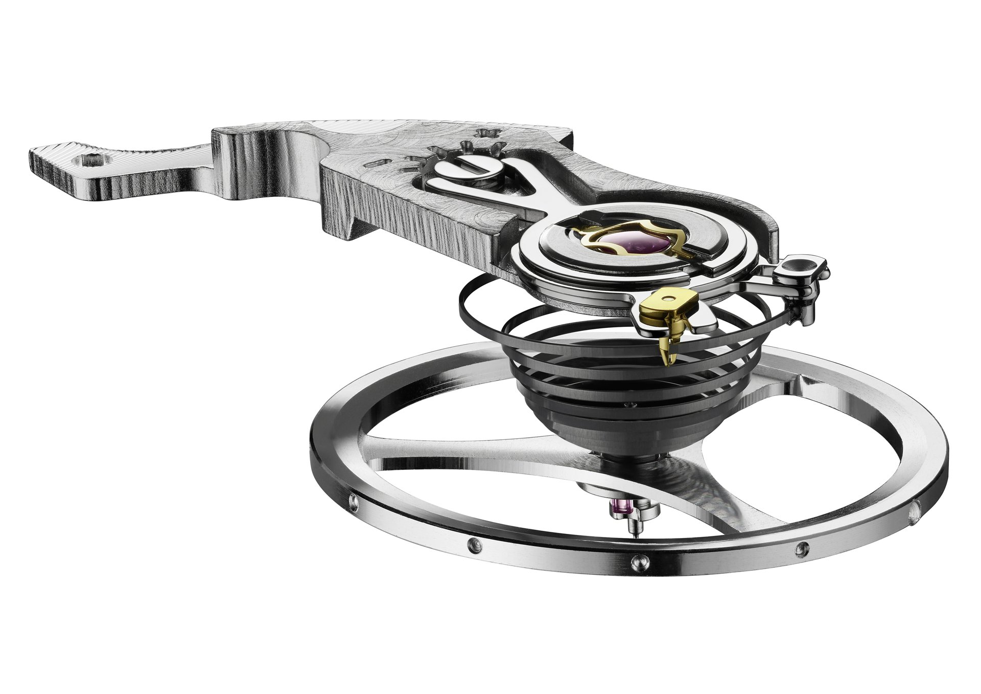 Balance wheel hairspring Autavia Collection