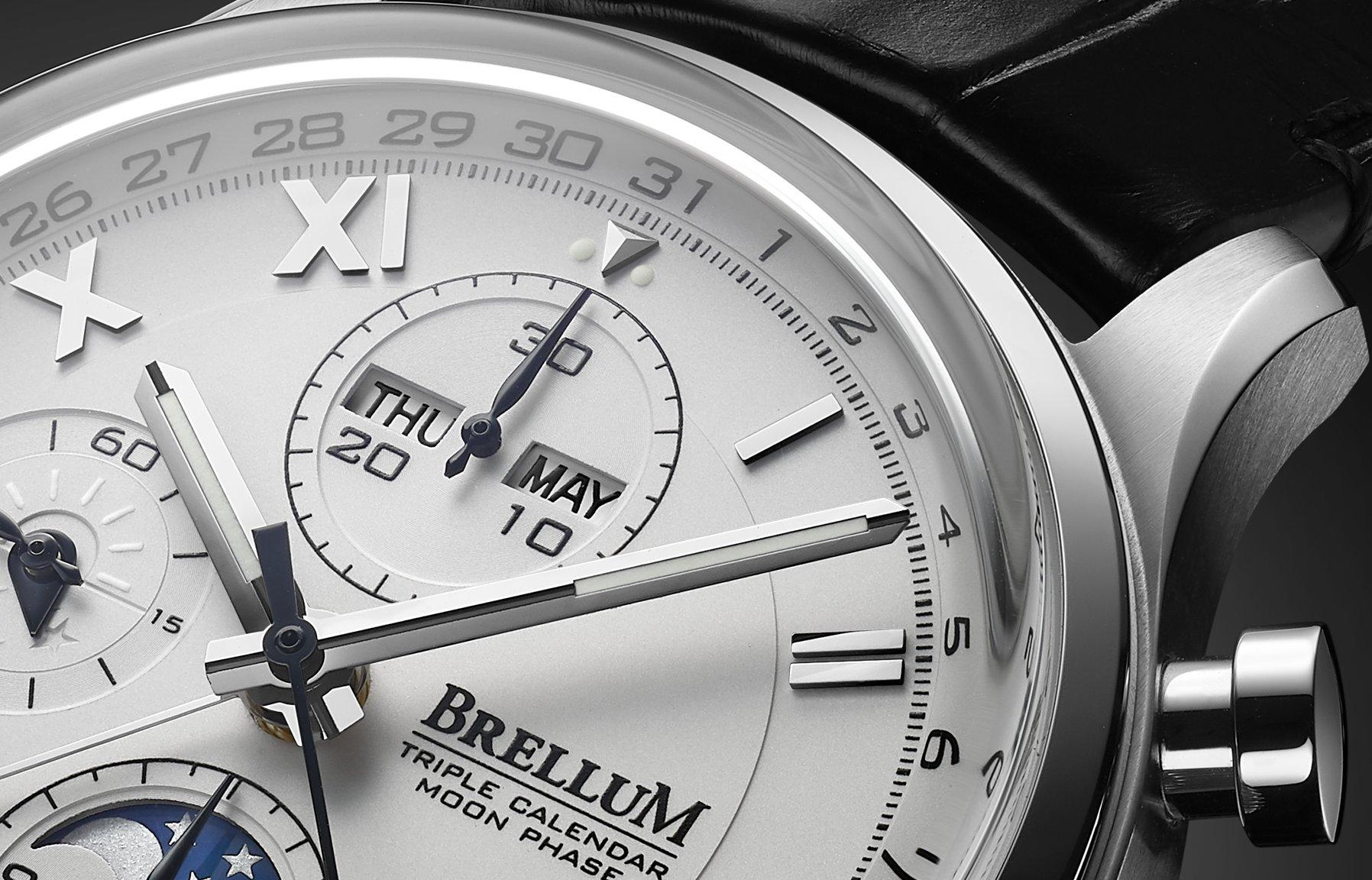 Brellum Duobox Classic LE.4 Chronometer