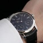 Czapek & Cie Quai de Bergues 'Midnight in Geneva' wrist