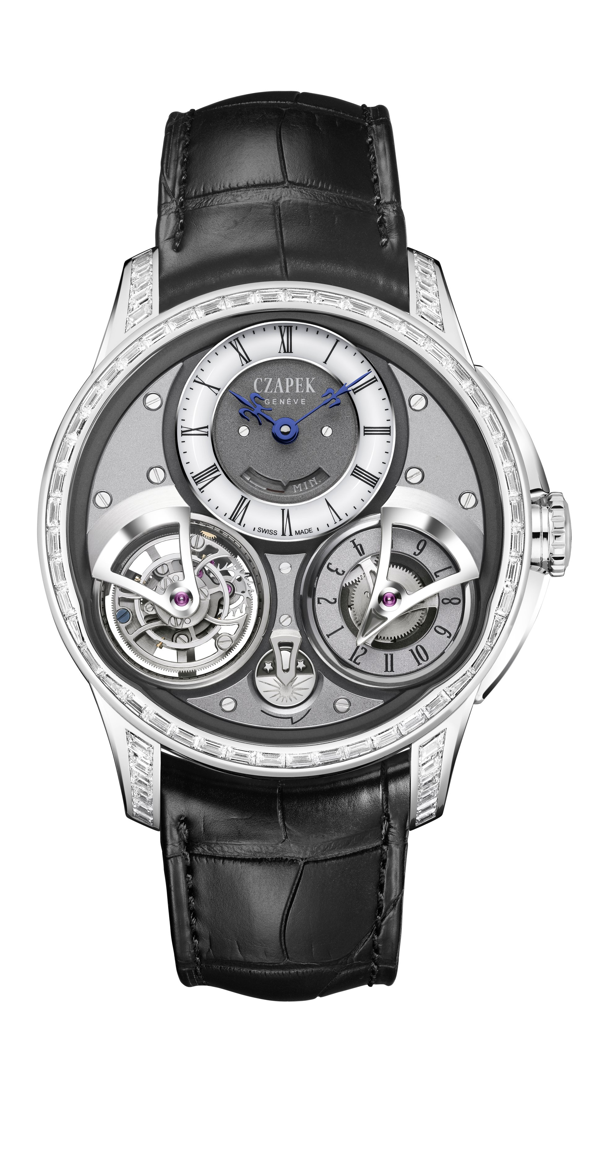 Czapek Place Vendome Tourbillon Etincelles
