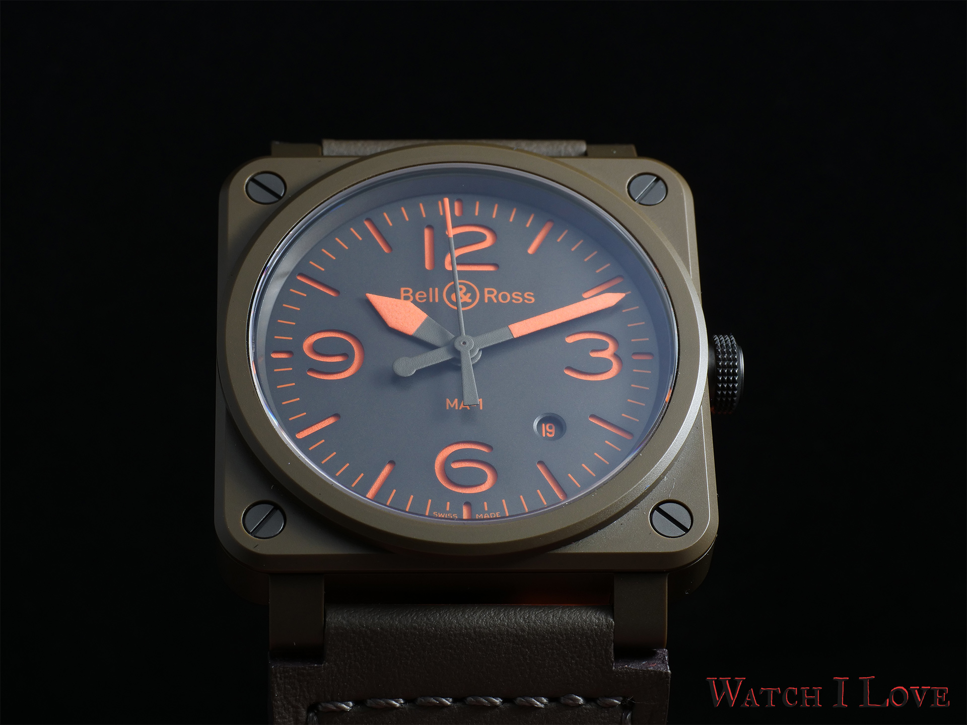 Bell & Ross BR 03-92 MA-1