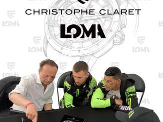 Christophe Claret Vasyl Lomachenko