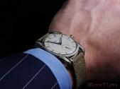 Holthinrichs RAW Ornament White Rhodium on the wrist