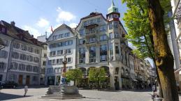 Lucerne - Outside