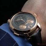 Montblanc Star Legacy Nicolas Rieussec Chronograph on the wrist