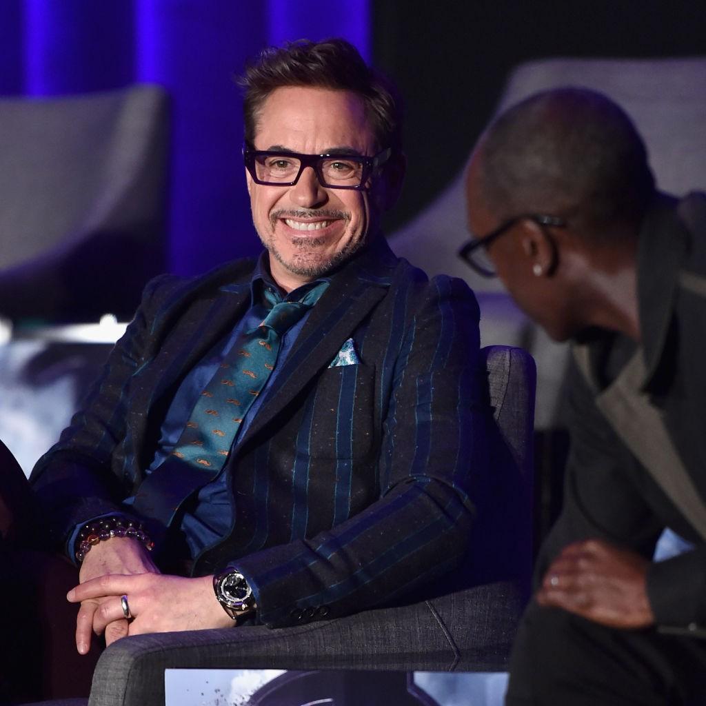 Robert Downey Jr. De Bethune DB28 Tourbillon