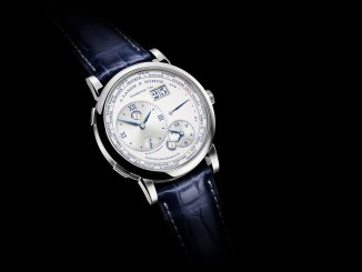 """A. Lange & Söhne Lange 1 Time Zone """"25th Anniversary"""""""
