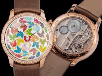 Grossmann Uhren TEFNUT Lady Butterfly