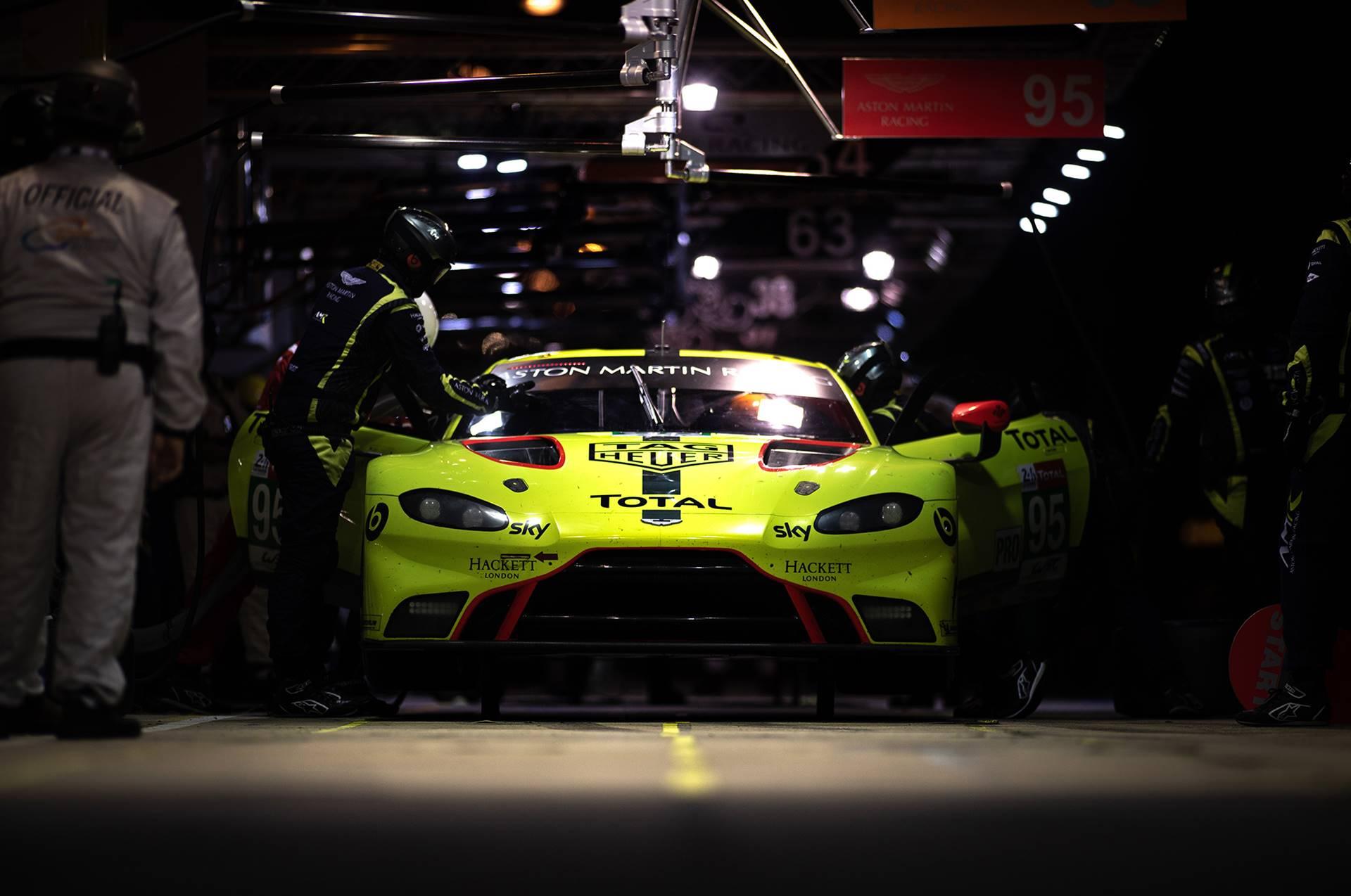 Aston Martin Racing Le Mans