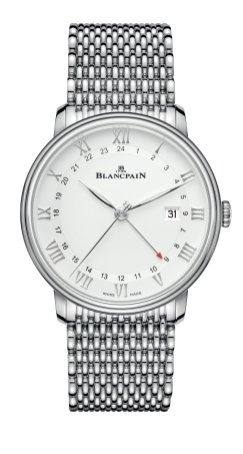 Blancpain Villeret GMT date Reference: 6662 1127 MMB