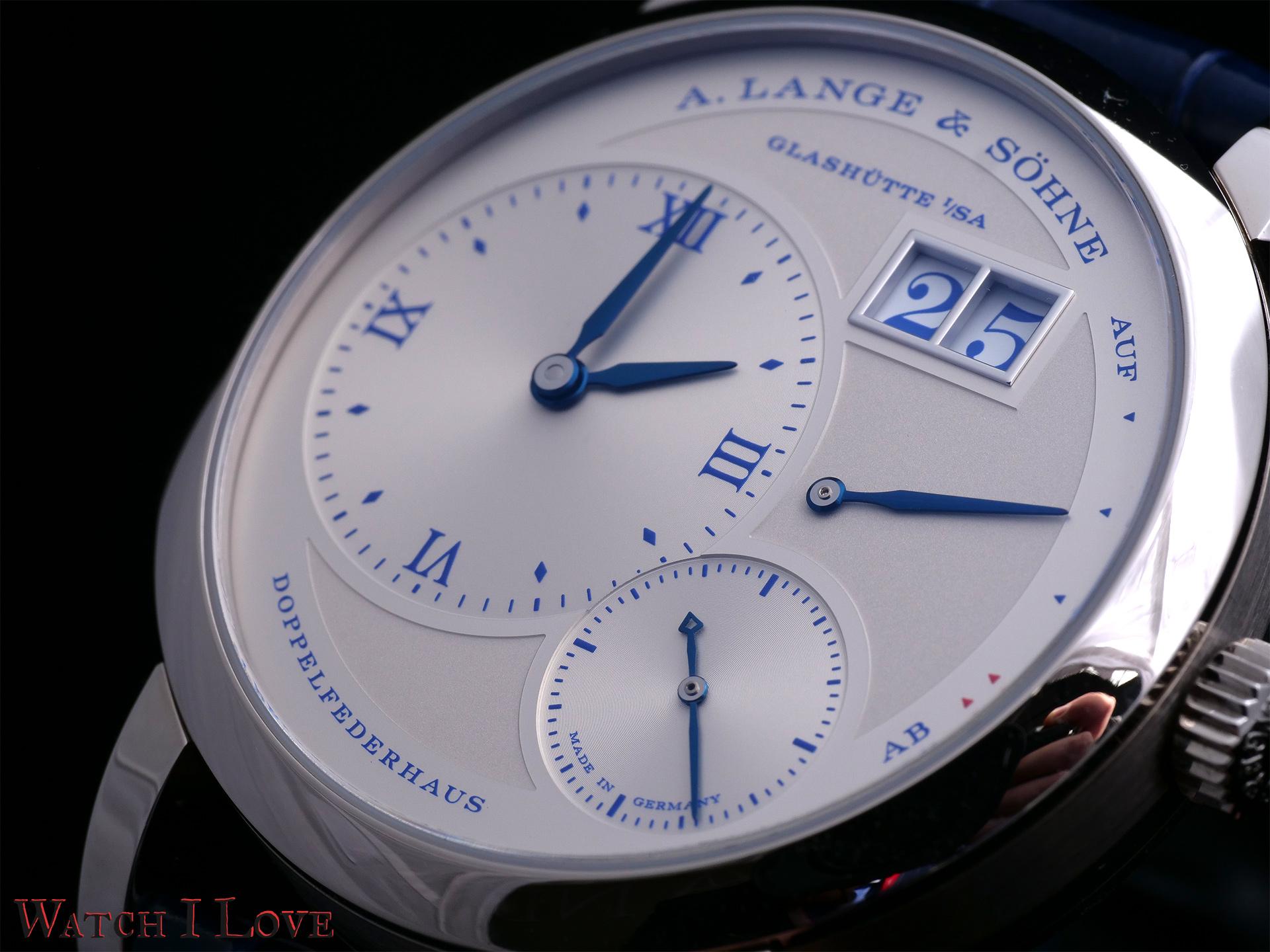 Lange 1 dial