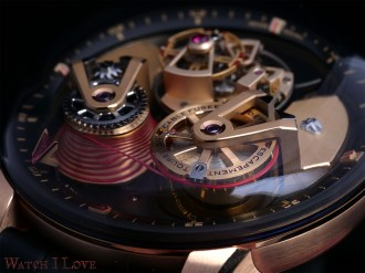 A distorted view of the cable fusee system