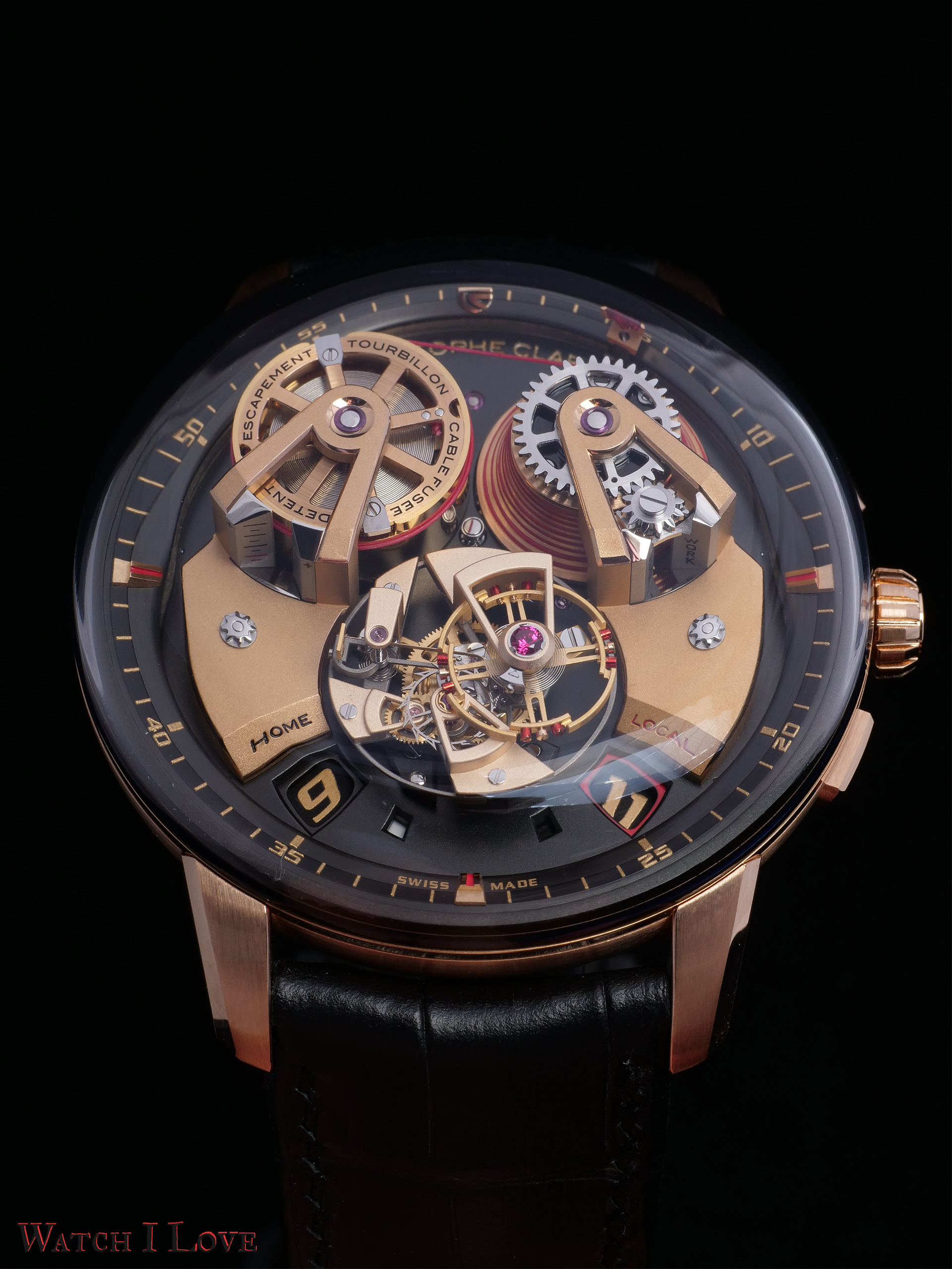 Christophe Claret Angelico MTR.DTC08.000-010