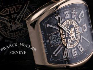 Frank Muller Centurion Gold Encrypto