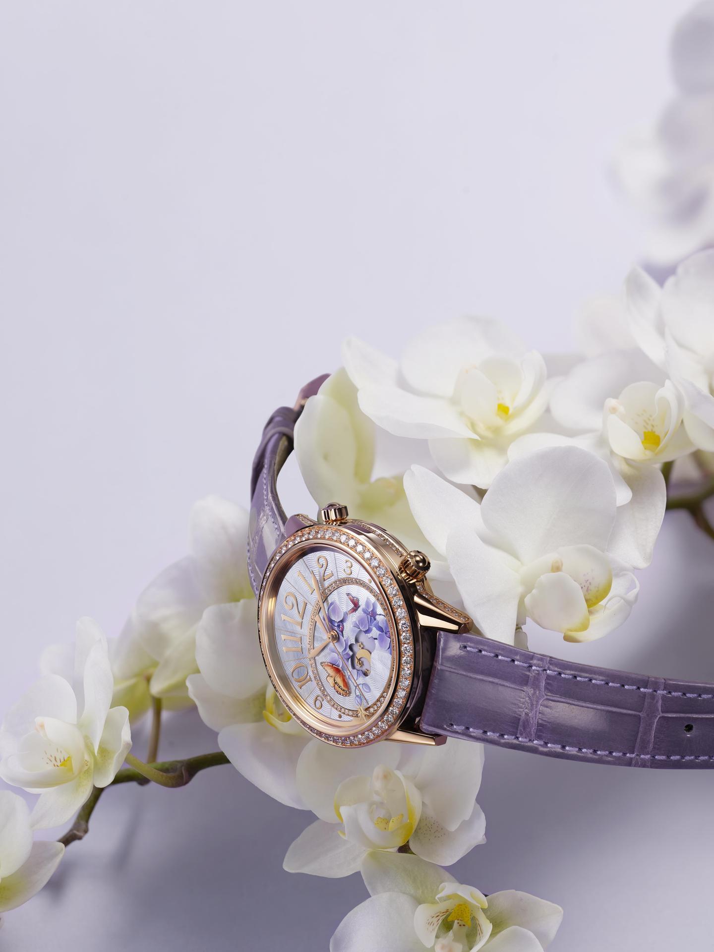 Rendez-Vous Sonatina purple orchid