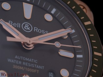 Another detailed view of dial's components