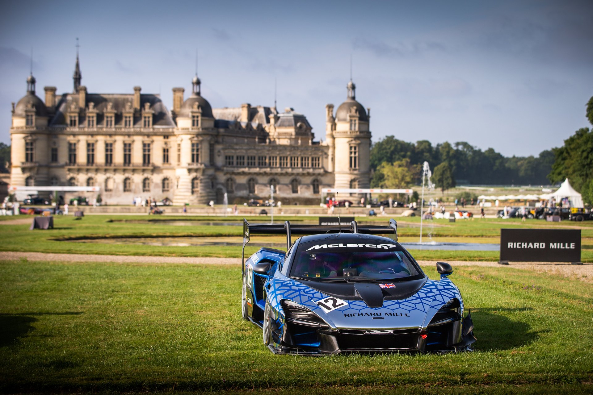 CHANTILLY ARTS & ÉLÉGANCE RICHARD MILLE 2019
