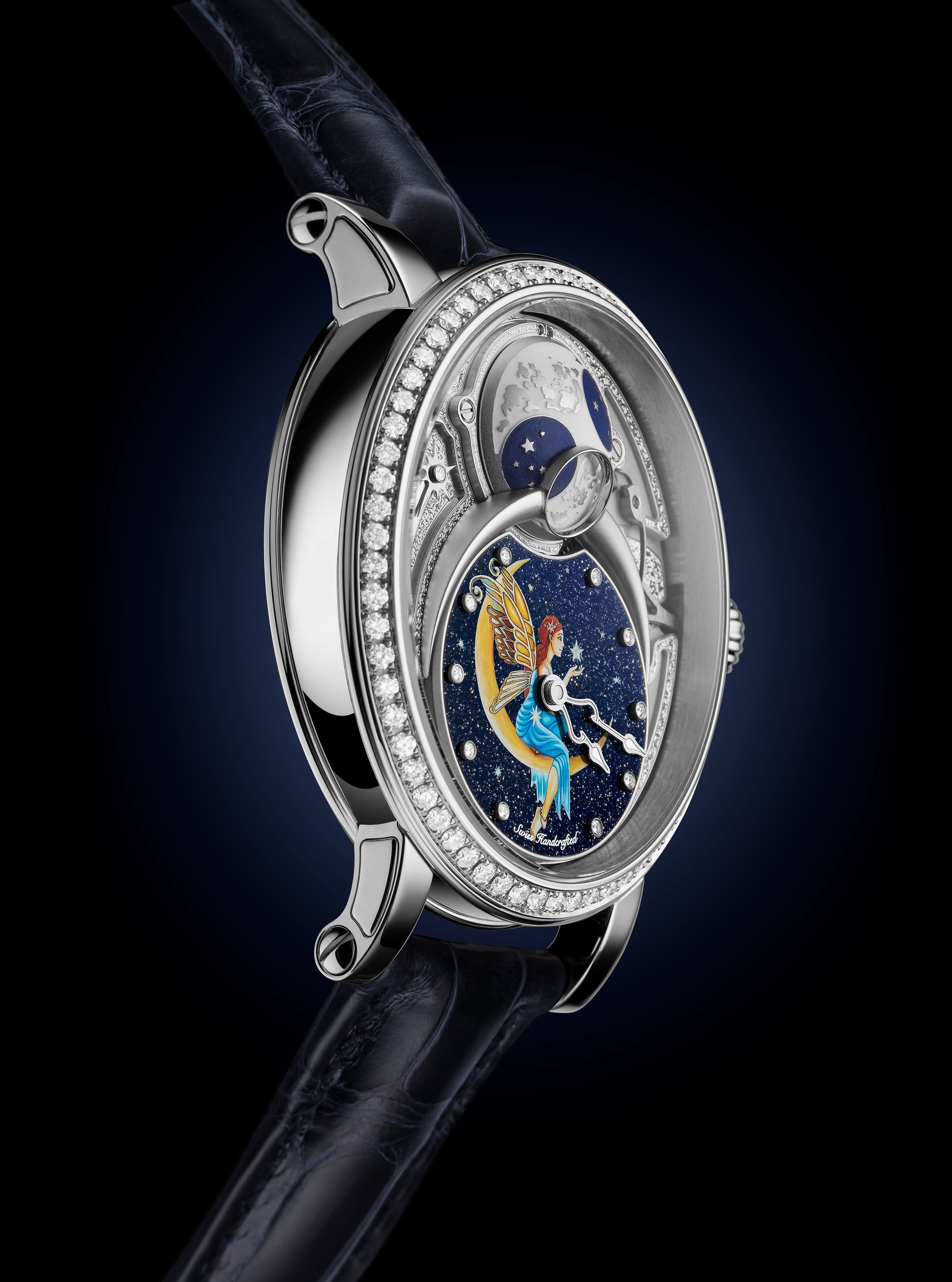 """Bovet Récital 23 """"Hope"""" Only Watch 2019"""