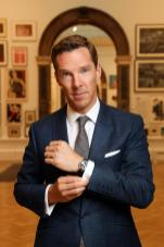 Benedict Cumberbatch at Jaeger-LeCoultre Gala dinner in London @gettyima... (2) LONDON, ENGLAND - JULY 08: at The Royal Academy on July 08, 2019 in London, England. (Photo by Tristan Fewings/Getty Images for Jaeger-LeCoultre)