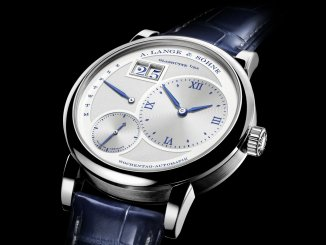 """A. Lange & Söhne LANGE 1 DAYMATIC """"25th Anniversary"""""""