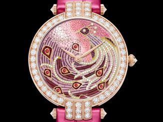 Harry Winston Premier Precious Peacock Automatic
