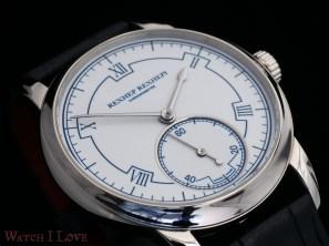 the white dial