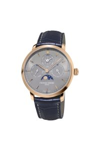 Slimline Perpetual Calendar Manufacture Reference FC-775G4S4