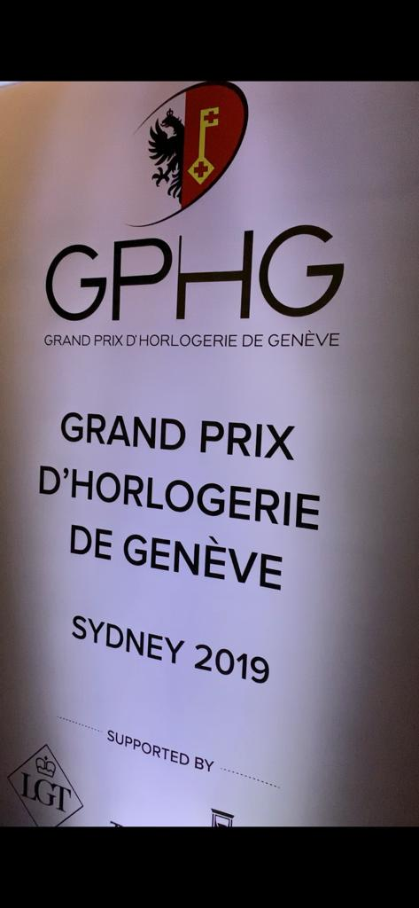 GPHG 2019 Pre-selected watches on show in Australia