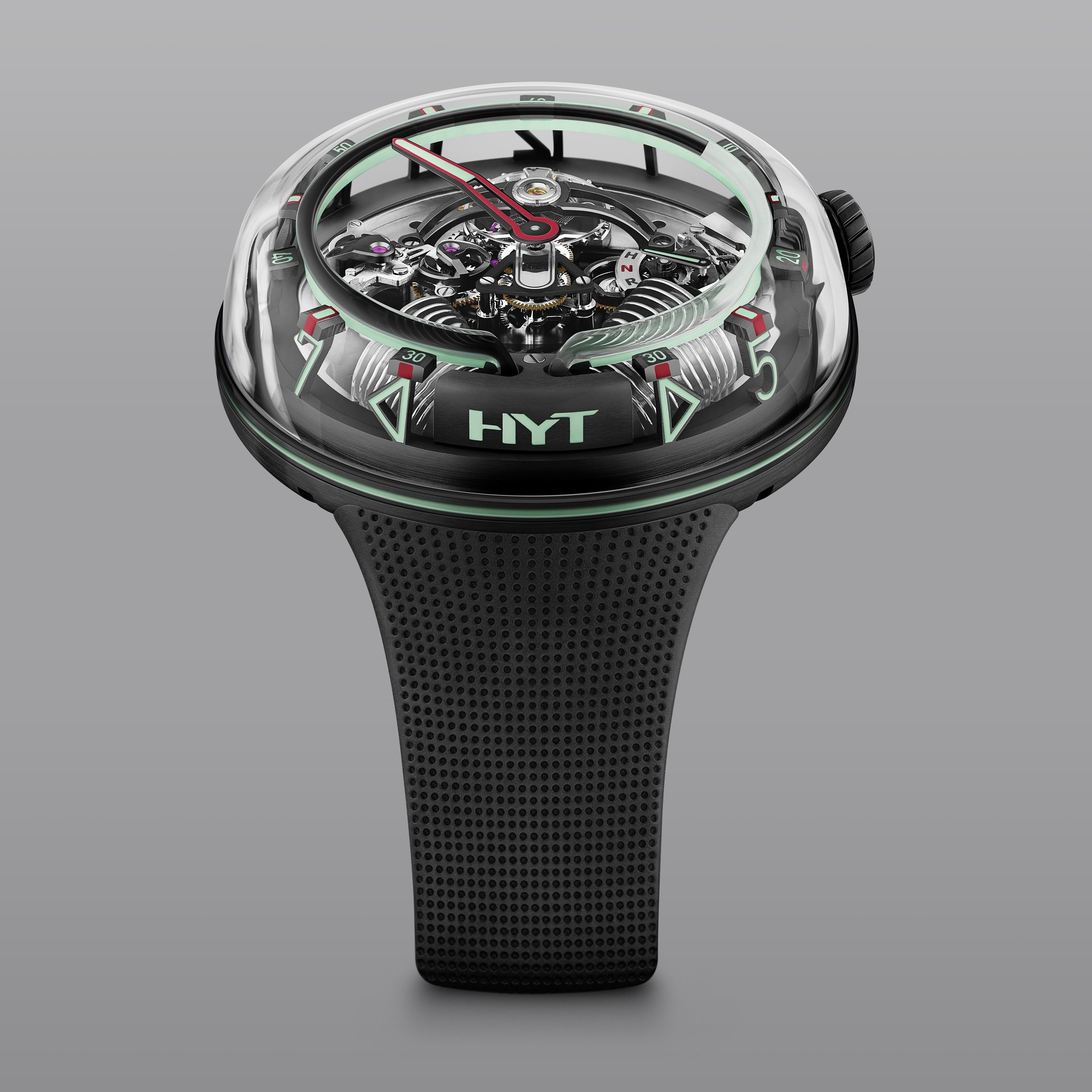 HYT H20 Mexico Green